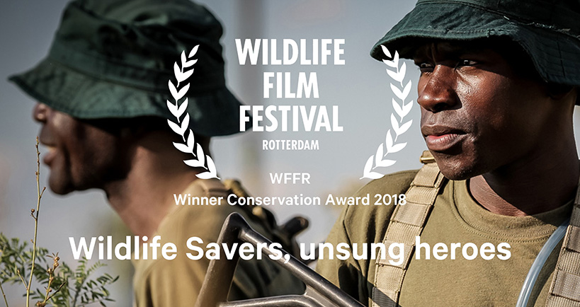 Flamingo-Award-Conservation-2018-Wildlife-Savers,-unsung-heroes-annegre-bosman